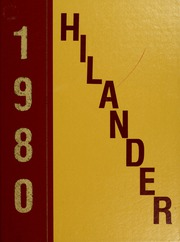 1980 Edition, Doherty Memorial High School - Highlander Yearbook (Worcester, MA)