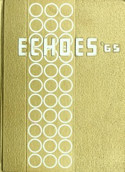 1965 Edition, Riverview Gardens High School - Echoes Yearbook (St Louis, MO)