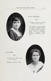 Page 15, 1916 Edition, RJ Reynolds High School - Black and Gold Yearbook (Winston Salem, NC) online yearbook collection