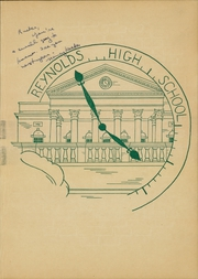 Page 11, 1944 Edition, RJ Reynolds High School - Black and Gold Yearbook (Winston Salem, NC) online yearbook collection