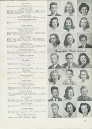 Page 17, 1944 Edition, RJ Reynolds High School - Black and Gold Yearbook (Winston Salem, NC) online yearbook collection