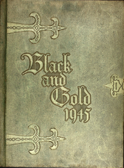 Page 1, 1945 Edition, RJ Reynolds High School - Black and Gold Yearbook (Winston Salem, NC) online yearbook collection