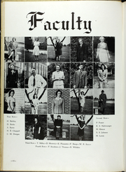 Page 14, 1945 Edition, RJ Reynolds High School - Black and Gold Yearbook (Winston Salem, NC) online yearbook collection