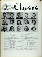 Page 16, 1945 Edition, RJ Reynolds High School - Black and Gold Yearbook (Winston Salem, NC) online yearbook collection