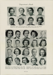 Page 15, 1947 Edition, RJ Reynolds High School - Black and Gold Yearbook (Winston Salem, NC) online yearbook collection