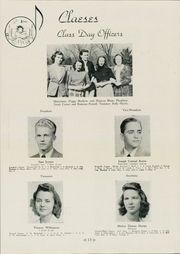 Page 17, 1947 Edition, RJ Reynolds High School - Black and Gold Yearbook (Winston Salem, NC) online yearbook collection