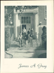 Page 13, 1949 Edition, RJ Reynolds High School - Black and Gold Yearbook (Winston Salem, NC) online yearbook collection