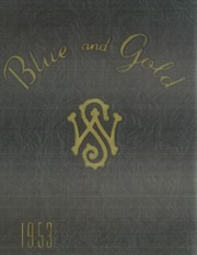 Page 1, 1953 Edition, RJ Reynolds High School - Black and Gold Yearbook (Winston Salem, NC) online yearbook collection