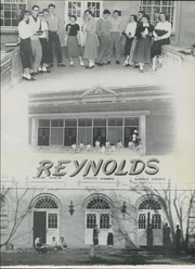 Page 11, 1953 Edition, RJ Reynolds High School - Black and Gold Yearbook (Winston Salem, NC) online yearbook collection