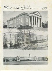 Page 5, 1953 Edition, RJ Reynolds High School - Black and Gold Yearbook (Winston Salem, NC) online yearbook collection