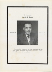 Page 6, 1953 Edition, RJ Reynolds High School - Black and Gold Yearbook (Winston Salem, NC) online yearbook collection