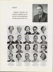 Page 14, 1954 Edition, RJ Reynolds High School - Black and Gold Yearbook (Winston Salem, NC) online yearbook collection