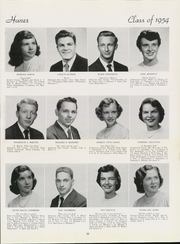 Page 15, 1954 Edition, RJ Reynolds High School - Black and Gold Yearbook (Winston Salem, NC) online yearbook collection