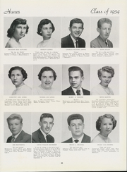 Page 17, 1954 Edition, RJ Reynolds High School - Black and Gold Yearbook (Winston Salem, NC) online yearbook collection