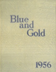 1956 Edition, RJ Reynolds High School - Black and Gold Yearbook (Winston Salem, NC)