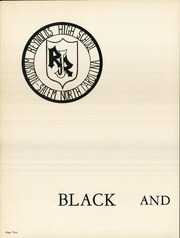 Page 6, 1958 Edition, RJ Reynolds High School - Black and Gold Yearbook (Winston Salem, NC) online yearbook collection