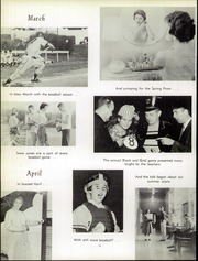 Page 14, 1959 Edition, RJ Reynolds High School - Black and Gold Yearbook (Winston Salem, NC) online yearbook collection
