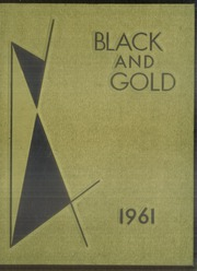 1961 Edition, RJ Reynolds High School - Black and Gold Yearbook (Winston Salem, NC)