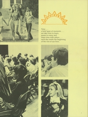 Page 11, 1972 Edition, RJ Reynolds High School - Black and Gold Yearbook (Winston Salem, NC) online yearbook collection