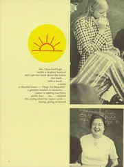 Page 8, 1972 Edition, RJ Reynolds High School - Black and Gold Yearbook (Winston Salem, NC) online yearbook collection