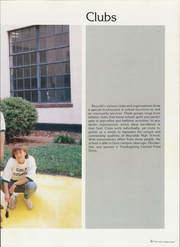 Page 13, 1988 Edition, RJ Reynolds High School - Black and Gold Yearbook (Winston Salem, NC) online yearbook collection