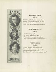 Page 13, 1926 Edition, Austintown Fitch High School - Reflector Yearbook (Youngstown, OH) online yearbook collection