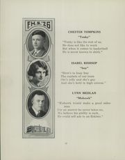 Page 14, 1926 Edition, Austintown Fitch High School - Reflector Yearbook (Youngstown, OH) online yearbook collection