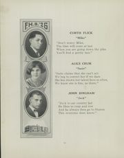 Page 16, 1926 Edition, Austintown Fitch High School - Reflector Yearbook (Youngstown, OH) online yearbook collection