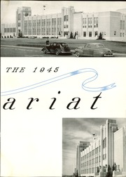 Page 11, 1945 Edition, Will Rogers High School - Lariat Yearbook (Tulsa, OK) online yearbook collection