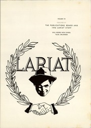 Page 9, 1946 Edition, Will Rogers High School - Lariat Yearbook (Tulsa, OK) online yearbook collection