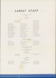 Page 13, 1947 Edition, Will Rogers High School - Lariat Yearbook (Tulsa, OK) online yearbook collection