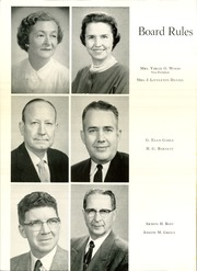 Page 16, 1959 Edition, Will Rogers High School - Lariat Yearbook (Tulsa, OK) online yearbook collection