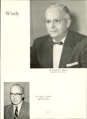 Page 17, 1959 Edition, Will Rogers High School - Lariat Yearbook (Tulsa, OK) online yearbook collection