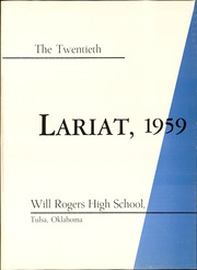 Page 5, 1959 Edition, Will Rogers High School - Lariat Yearbook (Tulsa, OK) online yearbook collection