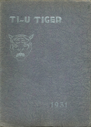 Page 1, 1931 Edition, Tigard High School - Tiger Yearbook (Tigard, OR) online yearbook collection