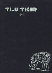 1941 Edition, Tigard High School - Tiger Yearbook (Tigard, OR)