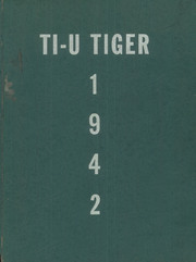 1942 Edition, Tigard High School - Tiger Yearbook (Tigard, OR)