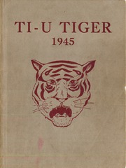1945 Edition, Tigard High School - Tiger Yearbook (Tigard, OR)