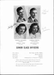 Page 13, 1945 Edition, Tigard High School - Tiger Yearbook (Tigard, OR) online yearbook collection