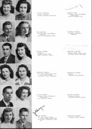 Page 15, 1945 Edition, Tigard High School - Tiger Yearbook (Tigard, OR) online yearbook collection