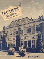 1947 Edition, Tigard High School - Tiger Yearbook (Tigard, OR)