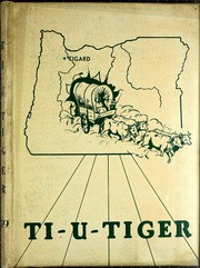1959 Edition, Tigard High School - Tiger Yearbook (Tigard, OR)