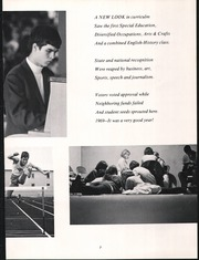Page 11, 1969 Edition, Tigard High School - Tiger Yearbook (Tigard, OR) online yearbook collection
