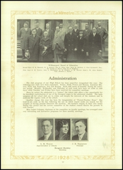 Page 16, 1928 Edition, Williamsport High School - La Memoire Yearbook (Williamsport, PA) online yearbook collection