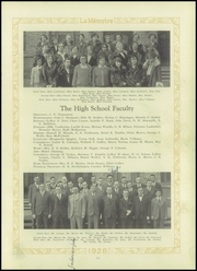 Page 17, 1928 Edition, Williamsport High School - La Memoire Yearbook (Williamsport, PA) online yearbook collection