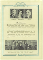 Page 17, 1929 Edition, Williamsport High School - La Memoire Yearbook (Williamsport, PA) online yearbook collection