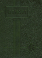Page 1, 1932 Edition, Williamsport High School - La Memoire Yearbook (Williamsport, PA) online yearbook collection