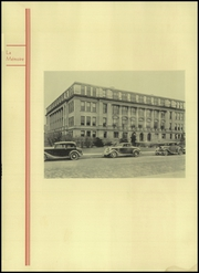 Page 10, 1935 Edition, Williamsport High School - La Memoire Yearbook (Williamsport, PA) online yearbook collection