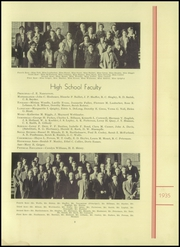 Page 13, 1935 Edition, Williamsport High School - La Memoire Yearbook (Williamsport, PA) online yearbook collection