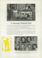 Page 10, 1949 Edition, Williamsport High School - La Memoire Yearbook (Williamsport, PA) online yearbook collection